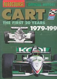 Autocourse Cart Official History - The First Twenty Years  1979 - 1989