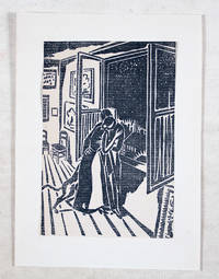 Collection of 7 Woodcut Prints by Frans Masereel [INCLUDING 6 FROM HEMINGWAY'S THE OLD MAN AND THE SEA/ DER ALTE MANN UND DAS MEER]