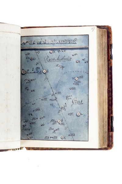 Illustrated astronomy manuscript