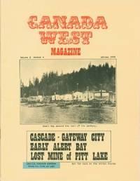 Canada West Magazine, Volume 2, Number 4, Winter 1970