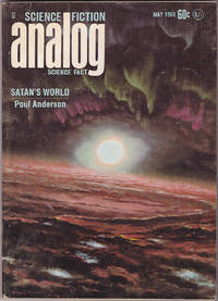 Analog Science Fiction / Science Fact, May 1968 (Volume 81, Number 3) (Conquest by Default,...