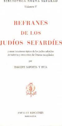 Refranes de los judios sefardies