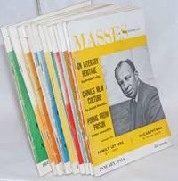 Masses & Mainstream, vol. 7, no. 1-12, January 1954 to December 1954