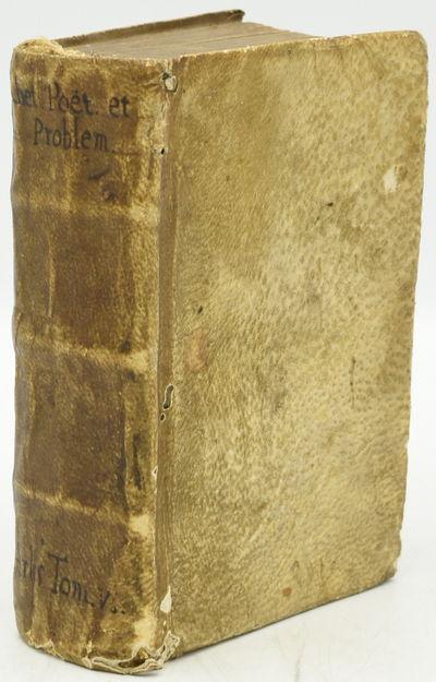 Lugdoni: Apud Ioannam Iacobi Iuntae, 1579. Full Leather. Very Good binding. 32mo.; in what appears t...