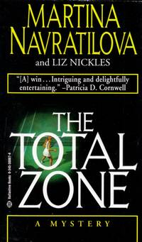 Total Zone by  Martina Navratilova - Paperback - 1995-05-31 - from Kayleighbug Books and Biblio.com