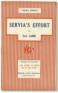 "Servia's Effort - ""French Homage"""