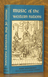 MUSIC OF THE WESTERN NATIONS
