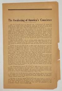 image of The awakening of America's conscience