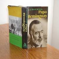 PAPA HEMINGWAY BY A.E. HOTCHNER/FIRST PRTING