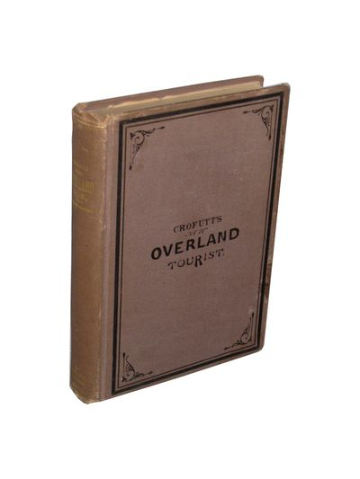 Chicago, Illinois: The Overland Publishing Company, 1879. Hardcover. Very Good+. 8vo 8