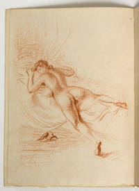 Les Stupra, sonnets [exemplaire enrichi d'un dessin original de Démétrius Galanis]