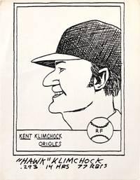 1983 Announcement card (