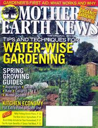 Mother Earth News Magazine April/May 2015