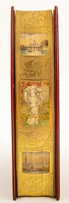 View Image 9 of 11 for (BINDINGS - FAZAKERLEY). (FORE-EDGE PAINTINGS). PRE-RAPHAELITISM AND THE PRE-RAPHAELITE BROTHERHOOD ... Inventory #ST16664