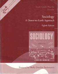 image of Study Guide for Henslin Sociology A Down-To-Earth Approach