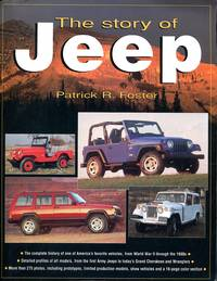 image of The Story of Jeep