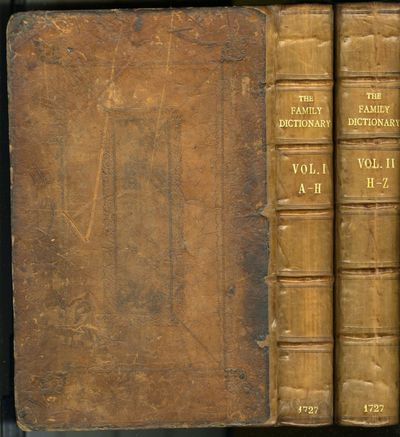 Dublin: J. Watts, 1727. Second Edition. Hardcover (Full Leather). Very Good Condition. Full contempo...