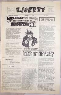 image of Liberty: vol. 1, #1, February 1970; Karl Hess to Speak