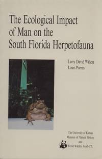 The Ecological Impact of Man on the South Florida Herpetofauna