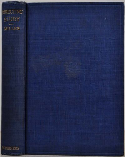 New York: Charles Scribner's Sons, 1922. Book. Very good condition. Hardcover. Early reprint edition...