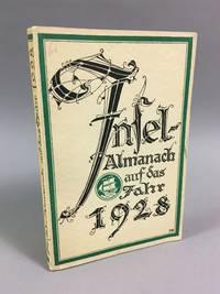 Insel Almanach auf das Jahr 1928