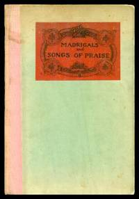 image of MADRIGALS AND SONGS OF PRAISE - Songs of the Immortals