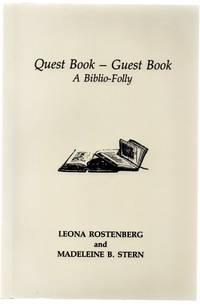 Quest Book - Guest Book: A Biblio-Folly