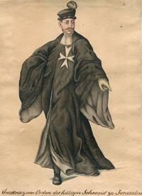 19TH-CENTURY MAQUETTE BOOK, SOUVENIR OF COSTUMES