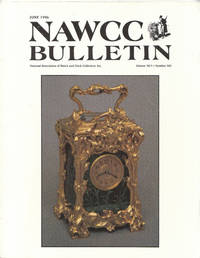 image of June 1996 Issue a Clock and Watch Collectors Magazine Nawcc
