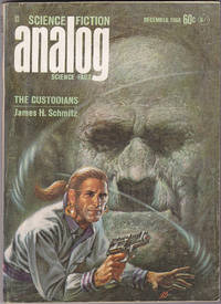 Analog Science Fiction / Science Fact, December 1968 (Volume 82, Number 4)
