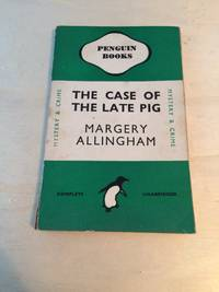 image of The Case of the Late Pig