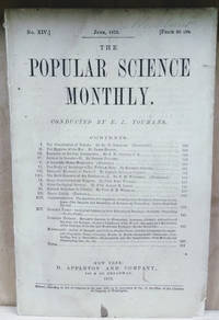 The Popular Science Monthly, (No. XIV, June 1873)