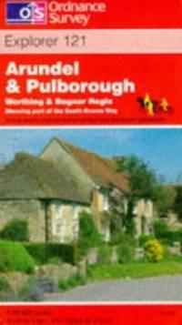 image of Arundel and Pulborough (Explorer Maps)