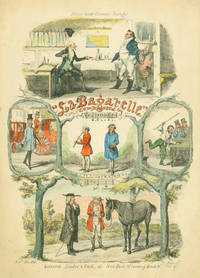 """""""La Bagatelle."""" composed by G. Cooke. Illustrated by Geo. Cruikshank"""