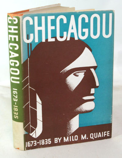 Chicago: The University of Chicago Press, (1933). First Edition. Near fine in bright orange cloth co...