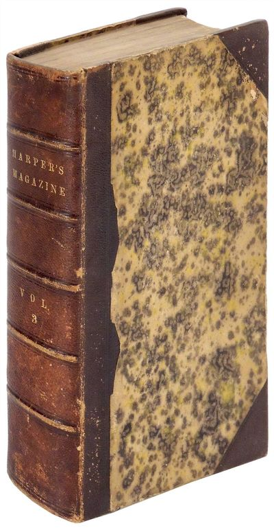 New York: Harper & Brothers, Publishers, 1851. Hardcover. Very Good. Hardcover. The