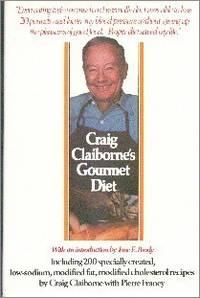 image of Craig Claiborne's Gourmet Diet