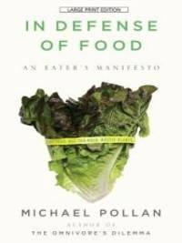 image of In Defense Of Food