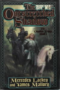 The Outstretched Shadow. The Obsidian Trilogy Book 1