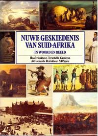 image of NUWE GESKIEDENIS VAN SUID- AFRIKA. in Woord en Beeld