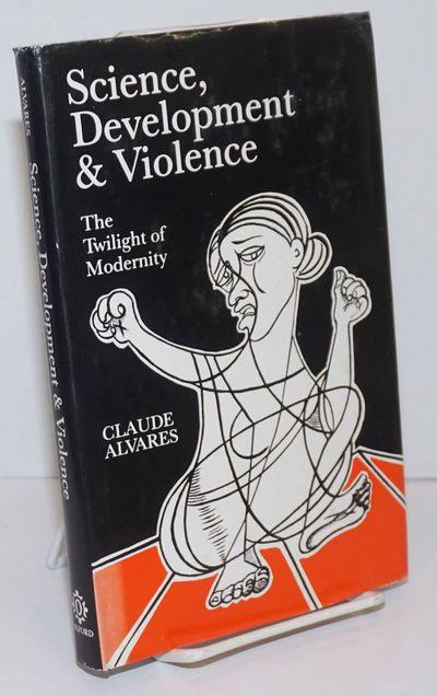 Delhi: Oxford University Press, 1992. Hardcover. ix,186., hardbound in black cloth boards gilt-title...