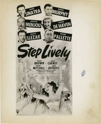 image of Step Lively (Original photograph from the 1944 film)