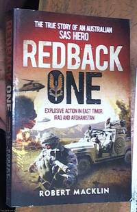 image of Redback One: The True Story of an Australian SAS Hero