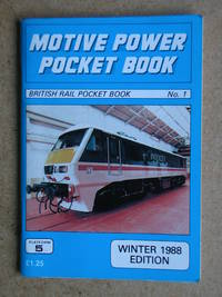 Motive Power Pocket Book. Twenty-First Edition. Winter 1988. by  Neil & Peter Fox Webster - Paperback - 1987 - from N. G. Lawrie Books. and Biblio.com.au