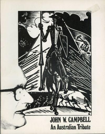 Canberra: Graham & Bangsund, 1972. Octavo, pp. 1-99 , illustrations, index, bibliography by Donald T...