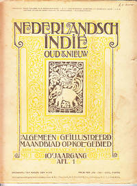 image of Nederlandsch Indie Oud & Nieuw - 12 Concurrent Issues from May 1925 to April 1926