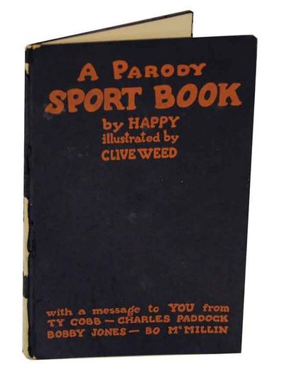 New York: American Child Health Association, 1923. First edition. Hardcover. Text by Goldsmith (Prof...