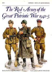 Men-At-Arms No.216: The Red Army of the Great Patriotic War 1941-45