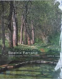 Beatrix Farrand: private gardens, public landscapes