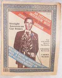 The Advocate: America's leading gay newsmagazine; #288, March 20, 1980 in two sections